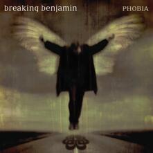 Phobia (Clean) - CD Audio di Breaking Benjamin