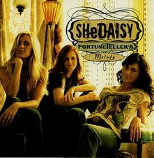 Fortuneteller's Melody - CD Audio di Shedaisy