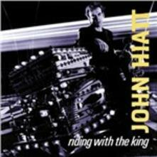 Riding with the King - CD Audio di John Hiatt