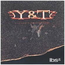 Contagious - CD Audio di Y & T