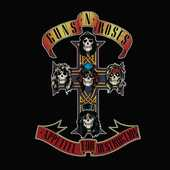 CD Appetite for Destruction Guns N' Roses