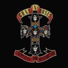 CD Appetite for Destruction Guns N' Roses