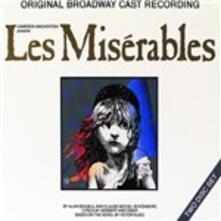 Les Misérables (Colonna Sonora) - CD Audio di Claude-Michel Schönberg