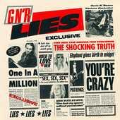 CD Lies Guns N' Roses