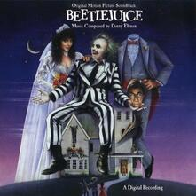 Beetlejuice (Colonna Sonora) - CD Audio