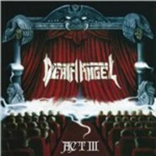 Act III - CD Audio di Death Angel