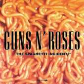 CD The Spaghetti Incident Guns N' Roses