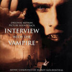 Cover CD Colonna sonora Intervista col vampiro