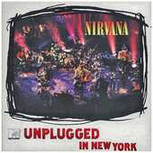 CD MTV Unplugged in New York Nirvana