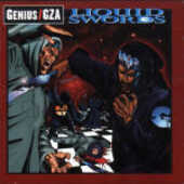 CD Liquid Swords Genius GZA