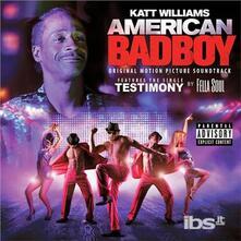 Amrican Bad Boy (Colonna Sonora) - CD Audio