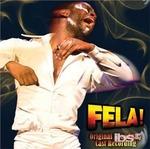 Cover CD Colonna sonora Fela