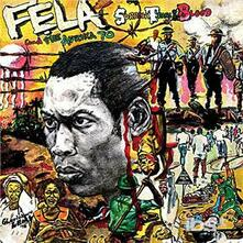 Sorrow Tears & Blood - Vinile LP di Fela Kuti