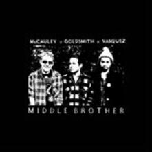 Middle Brother - Vinile LP di Middle Brother