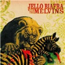 Never Breathe What You Can't See - CD Audio di Melvins,Jello Biafra
