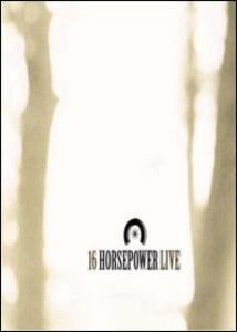 16 Horsepower. Live (2 DVD) - DVD
