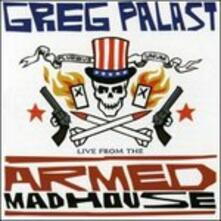 Live from the Armed Madhouse - CD Audio di Greg Palast