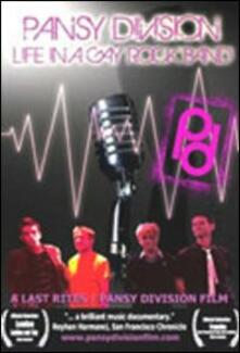 Pansy Division. Life In A Gay Rock Band (2 DVD) - DVD