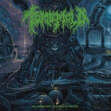 Planetary Clairvoyance - CD Audio di Tomb Mold