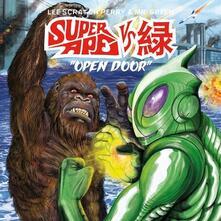 Super Ape vs. Green. Open Door - CD Audio di Lee Scratch Perry,Mr. Green