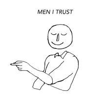 Men I Trust (Coloured Vinyl) - Vinile LP di Men I Trust