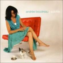 Aulofee - CD Audio di Andree Boudreau