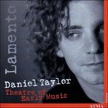 Lamento - CD Audio di Daniel Taylor
