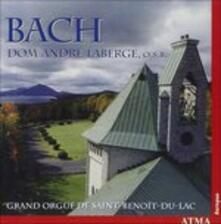 Oeuvres D'orgue - CD Audio di Johann Sebastian Bach