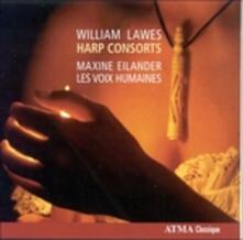 Harp Consorts - CD Audio di William Lawes