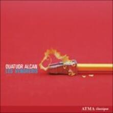 Vendredis - CD Audio di Quatuor Alcan