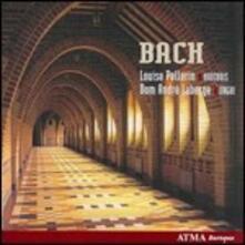 Musica per oboe e organo - CD Audio di Johann Sebastian Bach
