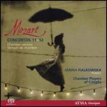 Concerti per pianoforte n.11, n.12 - SuperAudio CD ibrido di Wolfgang Amadeus Mozart