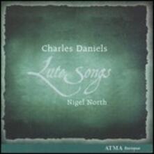 Lute Songs - CD Audio