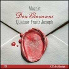Don Giovanni (Trascrizione Simrock) - CD Audio di Wolfgang Amadeus Mozart,Quartetto Franz Joseph