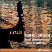 Sonate e concerti - CD Audio di Antonio Vivaldi