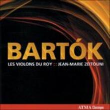 Les Violons Du Roy - CD Audio di Bela Bartok