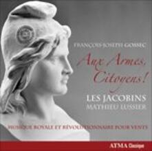Les Jacobins - CD Audio di François-Joseph Gossec