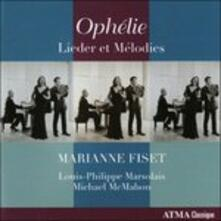 Ophelie - CD Audio di Marianne Fiset