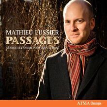 Passages - CD Audio di Mathieu Lussier