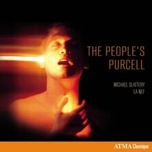 People's Purcell - CD Audio di Henry Purcell