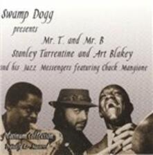 Mr. T & Mr. B - CD Audio di Stanley Turrentine