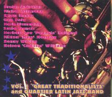 Vol.1 Great Traditionalists - CD Audio
