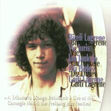 Tribute Django Reinhardt - CD Audio di Biréli Lagrène