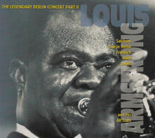 Live in Berlin Part ii - CD Audio di Louis Armstrong