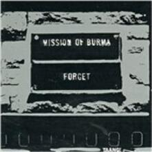 Forget - CD Audio di Mission of Burma
