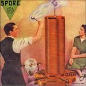 Spore - Vinile LP di Spore