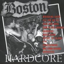 Boston Hardcore 1989-1991 - Vinile LP