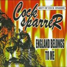 England Belongs to me - CD Audio di Cock Sparrer