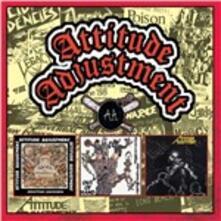 Collection - CD Audio di Attitude Adjustment