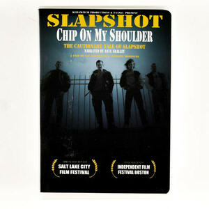 Chip on my Shoulder. A Film About Slapshot (DVD) - DVD